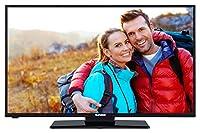 Telefunken XF40A401 102 cm (40 Zoll) Fernseher (Full HD, Triple Tuner, DVB-T2...
