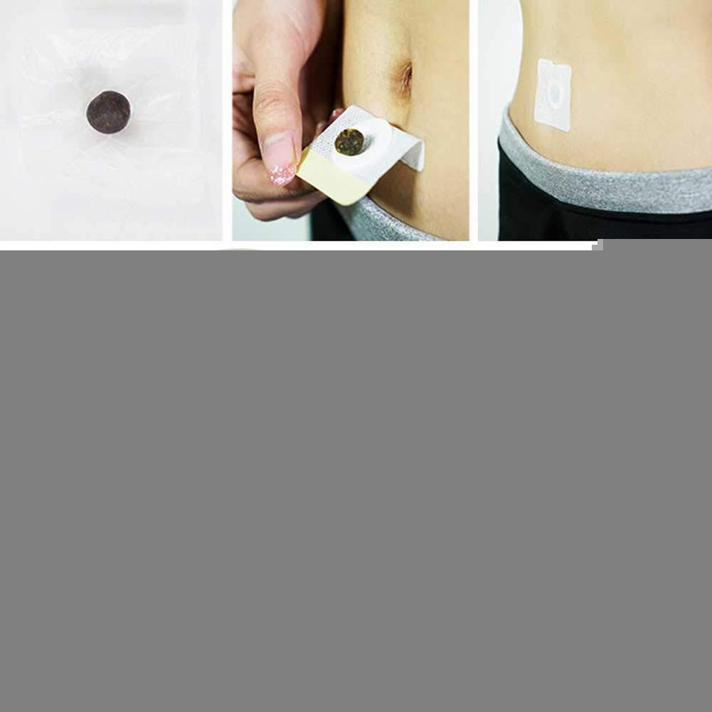 Parche para el alivio del dolor 36 Unids Calcoman/ía de Moxibusti/ón Autocalentable Regula Efectivamente Bazo y Est/ómago Estiramiento Cuerpo Fr/ío y /Útero C/álido