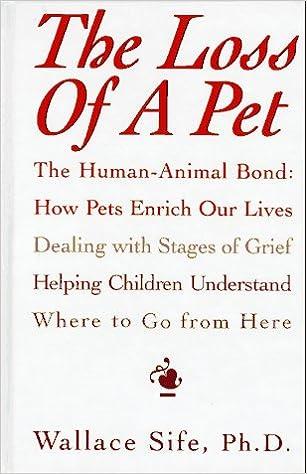 Read online Loss of a Pet PDF, azw (Kindle), ePub, doc, mobi