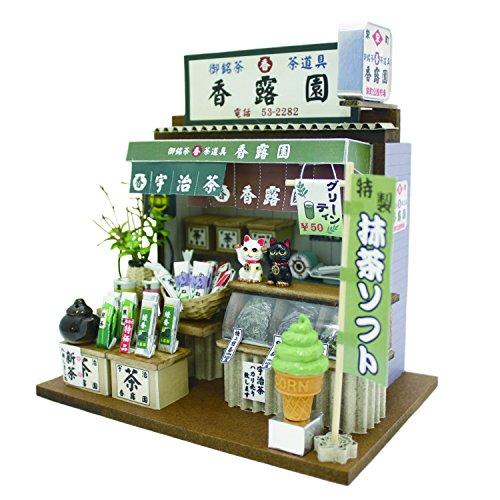 Market kit teahouse 8664 Good old Billy handmade doll house kit (japan import) ()