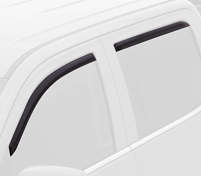 Fits Ford Focus 4DR 2012-2018 AVS Tape On Rain Guards Window Visors 4PCS