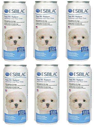 (6 Pack) Esbilac Liquid for Puppies, Milk Replacer – 11 Ounces each 51VHRa7DpdL