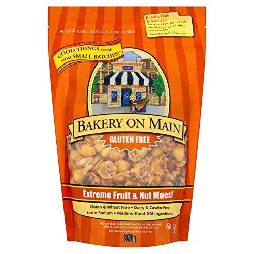 Bakery on Main Fruit & Nut Muesli - 340g (0.75lbs) by Bakery On Main