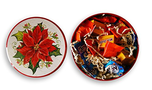 christmas-holiday-old-fashioned-poinsettia-patterned-gift-tin-with-almond-joy-reeses-and-milk-duds-6
