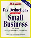 J. K. Lasser's Tax Deductions for Small Businesses, Barbara Weltman, 0028619978