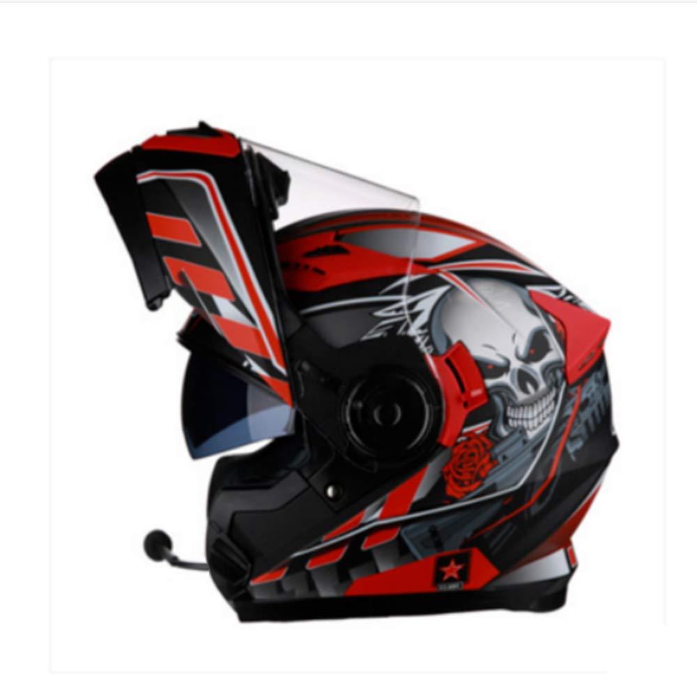 Cascos Modulares De La Motocicleta Bluetooth Headset AIS ...