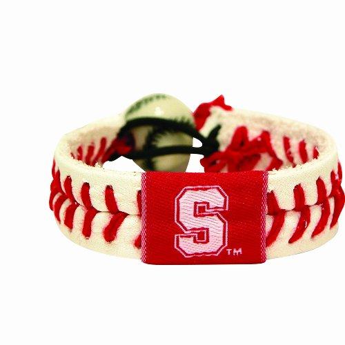 NCAA Stanford Cardinals Classic Baseball Bracelet