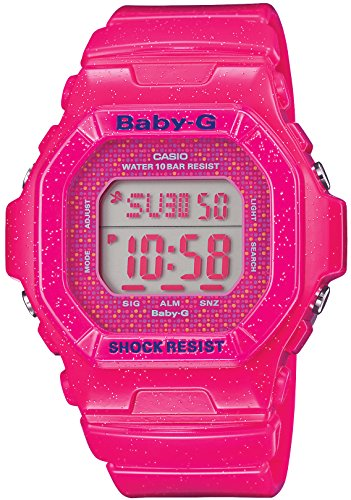 Casio Baby-G Cosmic Face Series Ladies Watch BG-5600GL-4JF (Japan (Casio Baby G-shock Resist)