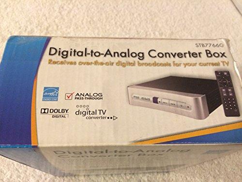 RCA Digital-to-Analog Converter Box (Rca Stb7766c)