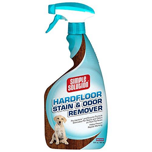 Simple Solution Hardfloor Pet Stain Amp Odor Remover 32 Oz