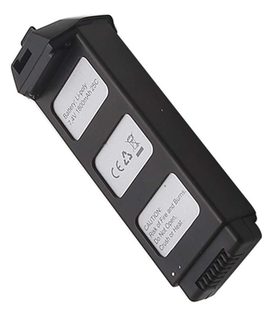 Desconocido Generic 7. 4V 1800mAh 25C bateria LiPo + USB Cargador para MJX Bugs 5W B5W RC Quadcopter FPV Drone: Amazon.es: Juguetes y juegos