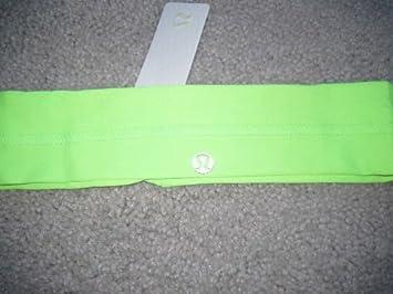 Amazon.com: Lululemon Athletica Headband green: Beauty