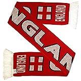 England Soccer Knit Scarf