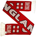 England Soccer Knit Scarf (Matches Second Jersey Colors)