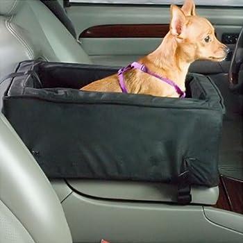 Amazon Com Snoozer Luxury Console Pet Car Seat Small