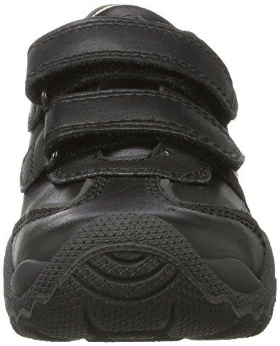 Primigi PHA 8664, Zapatillas Para Niños Negro (Nero/nero)