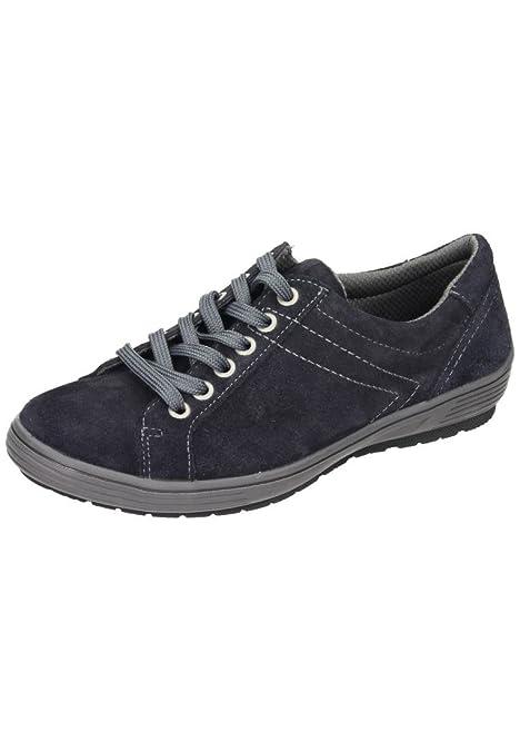 DIMAOLV Chaussures Pour Femmes PU Printemps Automne Comfort Appartements Talon Plat Pour Piscine Blanc Marron Bleu,Bleu,US6.5-7/EU37/UK4,5-5/CN37