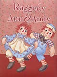 Raggedy Ann & Andy Photo Album from Japan - Antique Rose/Dark Pink