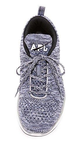 Apl: Atletische Voortstuwingslabs Dames Techloom Pro Sneakers Grijs Gespikkeld