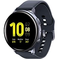 Samsung Galaxy Watch Active2 44mm Bluetooth Smartwatch (Aluminum, Aqua Black)