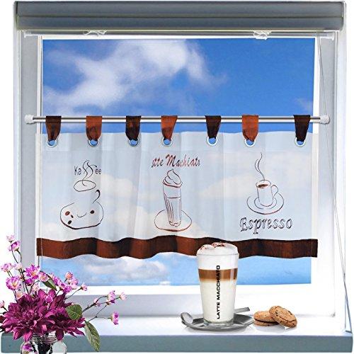 Amazon.de: Moderne Kaffee   Gardine