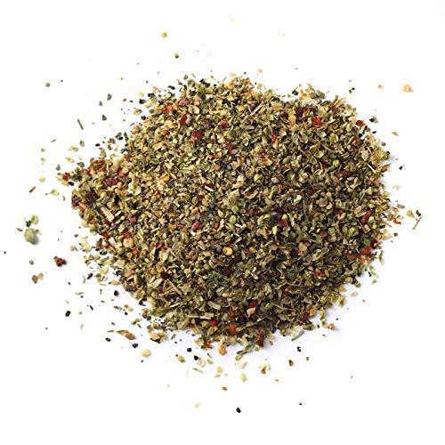 4-Pack BBQ Rubs - Spiceology Smoky Honey Habanero, Chile Margarita, Greek Freak, and Black Magic Grilling Spice and BBQ Rubs by Spiceology (Image #6)