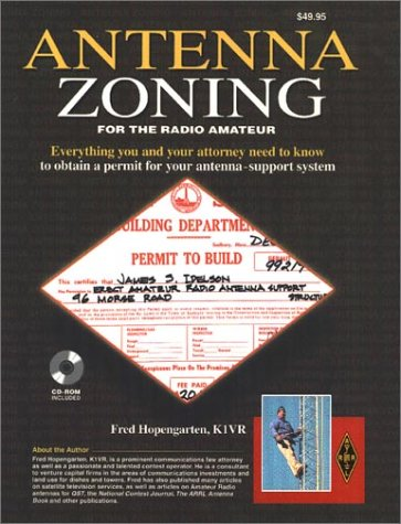 Antenna Zoning : For the Radio Amateur by Amer Radio Relay League