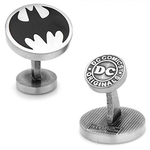 Vintage Batman Logo Cufflinks (Batman Logo Cufflinks)