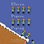 Eleven Pipers Piping: A Father Christmas Mystery | C. C. Benison