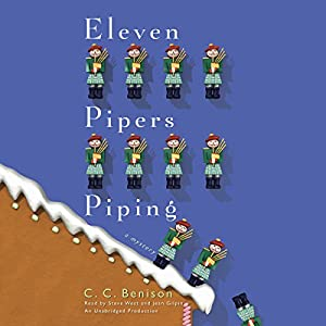 Eleven Pipers Piping Hörbuch