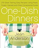One-Dish Dinners, Jean Anderson, 0060734213