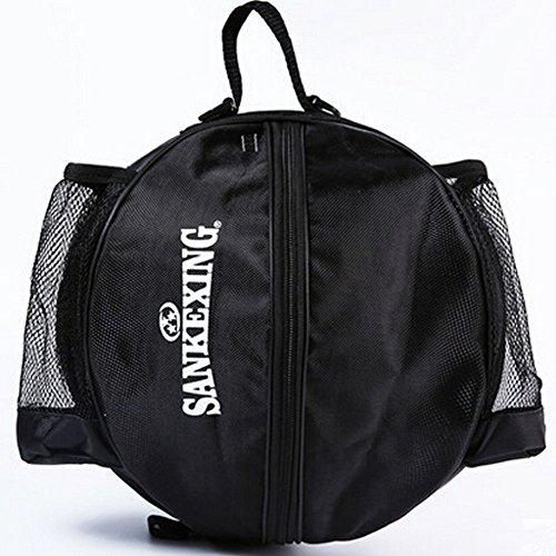 Sporttasche Basketball Fußball Volleyball Bowling Bag Carrier-,schwarz B