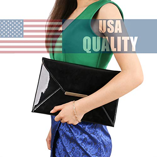 Jessica 60s Evening Elegant Gold Fabric Inside Hook Tan Purse Handbags with Wrist Strap Super Light Fabric BALCK Gold Clutch -