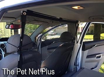 Amazon Com The Pet Net Plus Suv Dog Barrier Pet Supplies