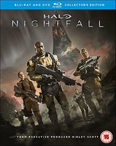 Nightfall Collectors - Halo: Nightfall Collectors Edition [Blu-ray]