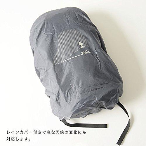 4916ae3612aa Amazon.co.jp: [バッハ] BACH BIKE2B バックパック シンプル リュック バッハ 30L(one/black):  シューズ&バッグ