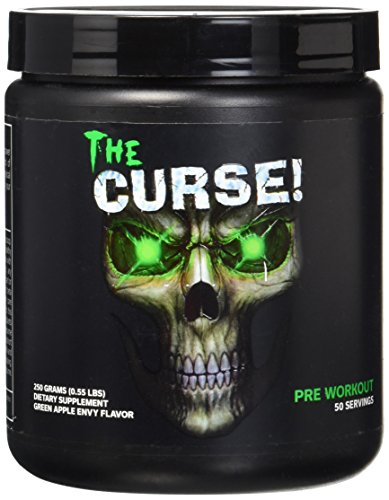 Cobra Labs The Curse Weight Loss Supplement, Green Apple Envy, 0.55 Pound
