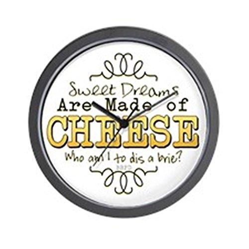 cheese clock - 6