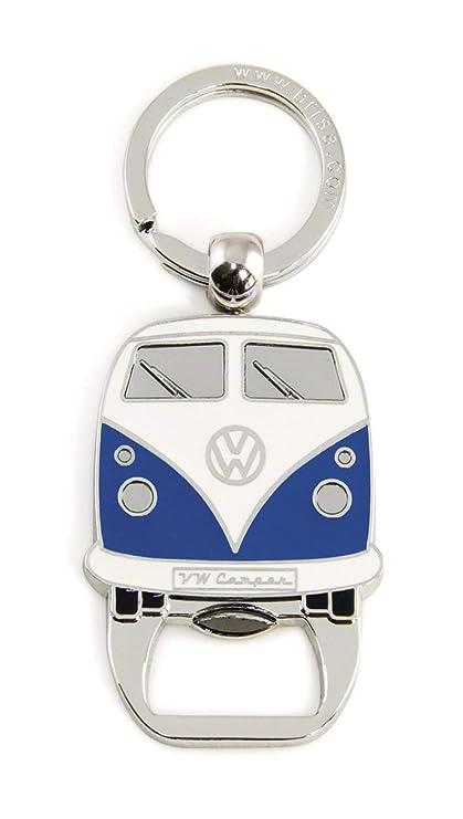 Brisa VW Collection VW T1 Bus Llavero/Abrebotellas - Azul