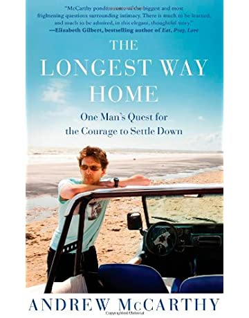 Simon & Schuster The Longest Way Home: One Man39;s Quest for the Courage