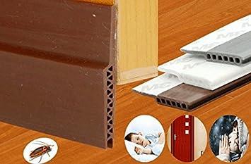 Charmant Weather Stripping For Doors Under Door Draught Excluder Self Adhesive Door  Bottom Seal Strip Wooden Door