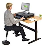 WOBBLE STOOL Standing Desk Balance Chair for Active