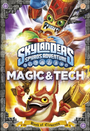 Skylanders Book of Elements: Magic and Tech