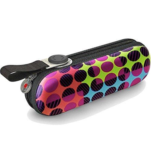 knirps-x1-pod-compact-umbrella-new-york-dots