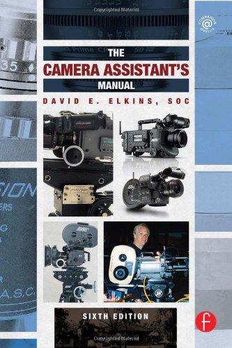 Camera Assistants - 1