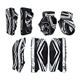 Franklin Sports Hockey Goalie Pads Set - NHL - Comp 100