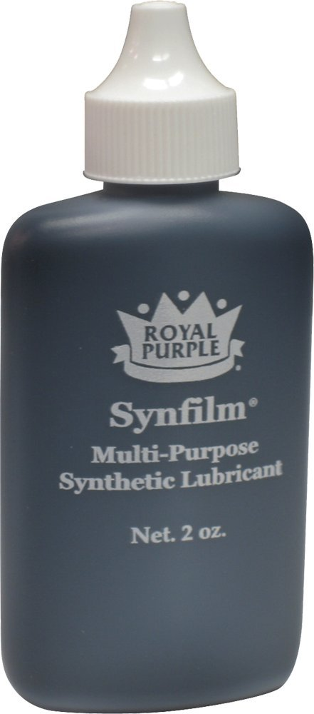 Royal Purple 22514 Synfilm High Performance Synthetic Air Compressor and Industrial Lubricant - 2 oz. (Case of 50) by Royal Purple