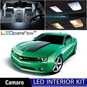 Ledpartsnow 2010 2014 Chevy Camaro Led Interior Lights Accessories Replacement