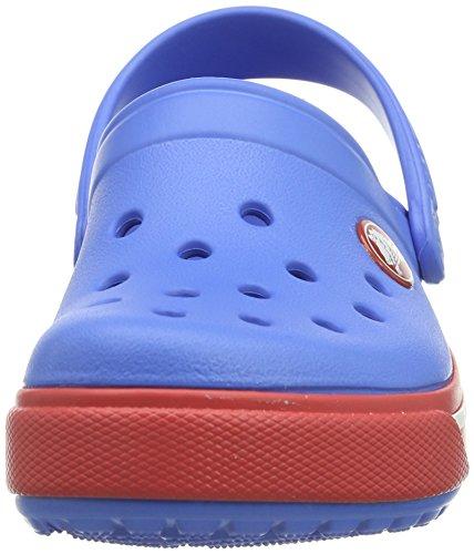 red Crocband Adulte Crocs Mixte Sabots varsity Bleu Blue B01q6wdt