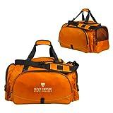 SUNY Empire Challenger Team Orange Sport Bag 'Primary Mark'